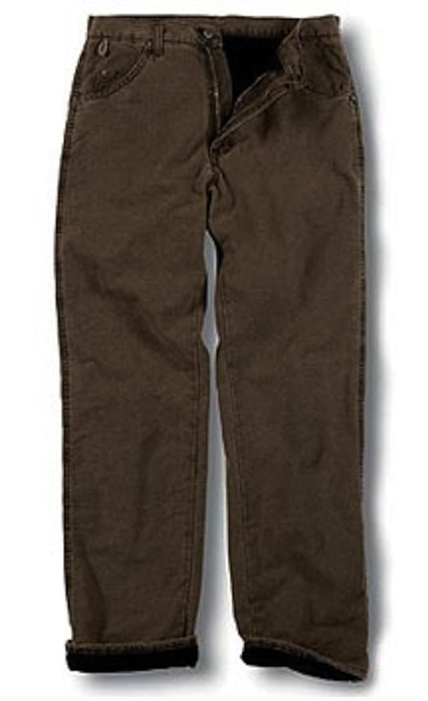 Wrangler Rugged Wear Thermal Jean