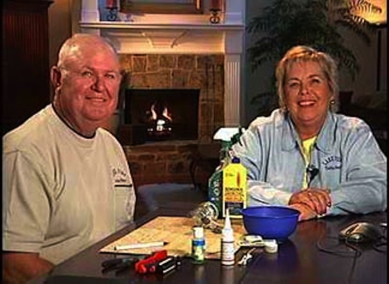 Finally a do it yourself reel cleaning dvdvideo fishingworld tommy and connie kilpatrick teach do it yourself reel cleaning on the new first of its kind dvd video fishing reel maintenance solutioingenieria Image collections
