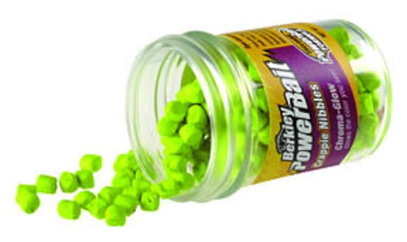 Berkley PowerBait Glitter Chroma-Glow Dough Glowing Trout /& Panfish Dough Bait