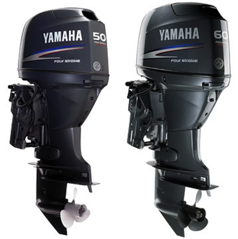 YAMAHA INTRODUCES ELECTRONIC FUEL INJECTION TO F50, F60