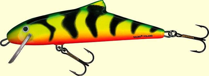 Salmo Skinner Shines as Deadly Twitch Bait | FishingWorld com