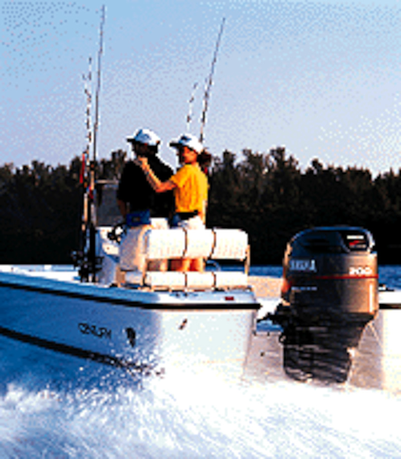 Yamaha Outboards Introduces High Pressure Direct Injection