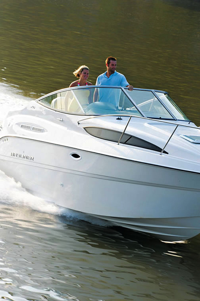 Introducing Bayliner Boats' All-New 245 Cruiser: Where Great