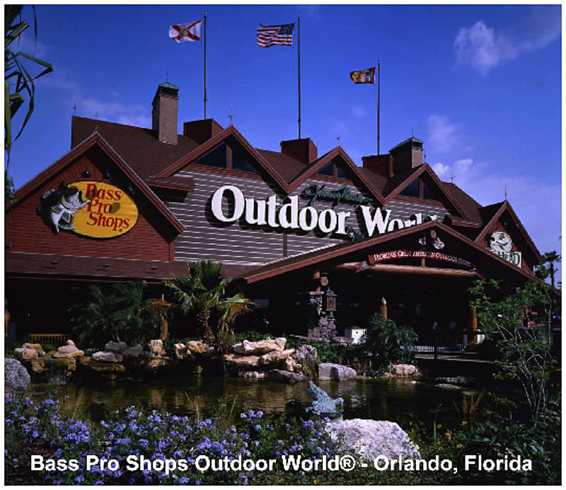Bass pro shop announces mega outdoor store in tampa for Mitchell s fish market tampa