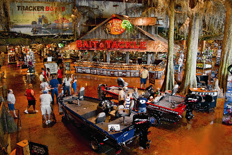 Bass Pro Shops Stick Marsh Outpost opens Dec  4 in Palm Bay
