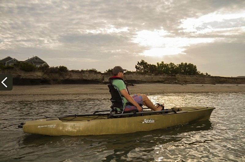 Pre-register for the IFA Kayak Tour Titusville Event