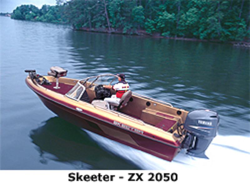 ZX Deepwater Series From Skeeter   World.com on